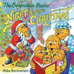 Book The Berenstain Bears' Night Before Christmas by Mike Berenstain