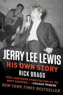 Book Jerry Lee Lewis: His Own Story: His Own Story by Rick Bragg