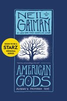 Book American Gods: Author's Preferred Text by Neil Gaiman