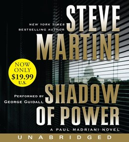 Book Shadow Of Power Low Price: A Paul Madriani Novel by Steve Martini