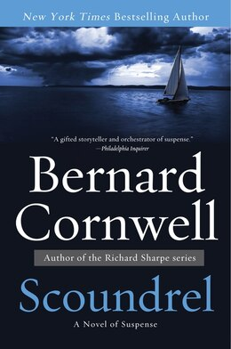 Book Scoundrel: A Novel of Suspense by Bernard Cornwell