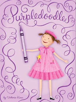 Book Pinkalicious: Purpledoodles: Purpledoodles by Victoria Kann