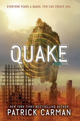 Book Quake by Patrick Carman