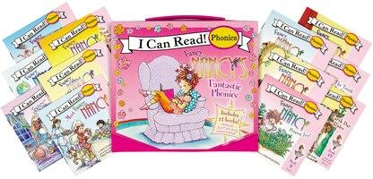 Fancy Nancy's Fantastic Phonics