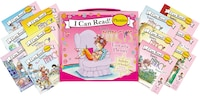 Fancy Nancy's 12-book Fantastic Phonics Fun!: Includes 12 Mini-books Featuring Short And Long Vowel…