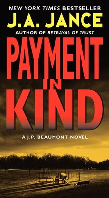 Book Payment in Kind: A J.P. Beaumont Novel by J. A. Jance