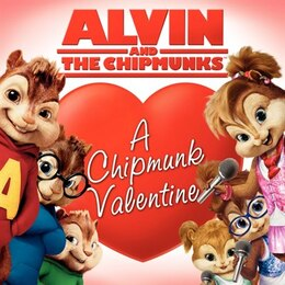 Book Alvin And The Chipmunks: A Chipmunk Valentine: A Chipmunk Valentine by Kirsten Mayer