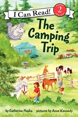 Book Pony Scouts: The Camping Trip: The Camping Trip by Catherine Hapka