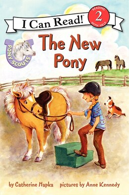 Book Pony Scouts: The New Pony: The New Pony by Catherine Hapka