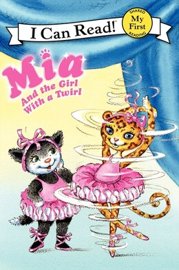 Book Mia And The Girl With A Twirl by Robin Farley