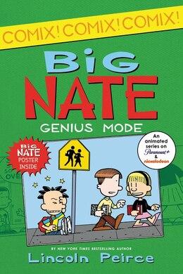 Book Big Nate: Genius Mode: Genius Mode by Lincoln Peirce