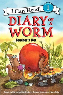 Book Diary Of A Worm: Teacher's Pet: Teacher's Pet by Doreen Cronin