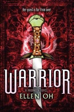 Book Warrior by Ellen Oh