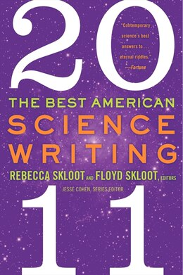 Book The Best American Science Writing 2011 by Rebecca Skloot