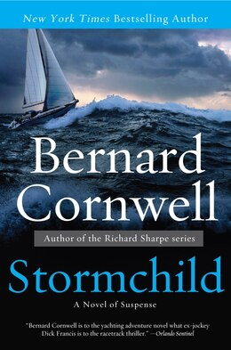 Book Stormchild: A Novel of Suspense by Bernard Cornwell