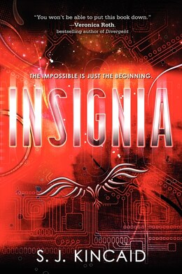 Book Insignia by S. J. Kincaid