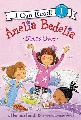 Book Amelia Bedelia Sleeps Over by Herman Parish