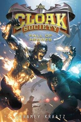 Book Fall Of Heroes: Fall Of Heroes by Jeramey Kraatz