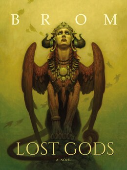 Book Lost Gods: A Novel by Brom