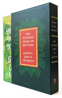 One Hundred Years Of Solitude: A Novel by GABRIEL GARCIA MARQUEZ