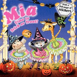 Book Mia: Time To Trick Or Treat!: Time To Trick Or Treat! by Robin Farley
