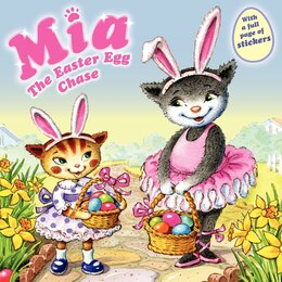 Book Mia: The Easter Egg Chase: The Easter Egg Chase by Robin Farley