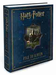 Harry Potter Page To Screen: The Complete Filmmaking Journey by Bob McCabe