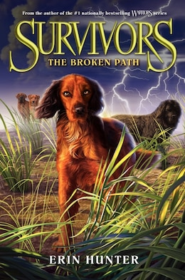 Book Survivors #4: The Broken Path: The Broken Path by Erin Hunter