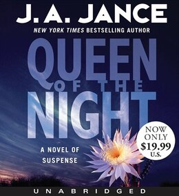 Book Queen Of The Night Low Price: A Novel of Suspense by J. A. Jance