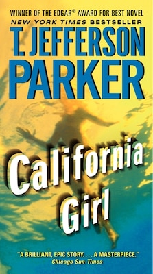 Book California Girl by T. Jefferson Parker