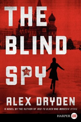 Book The Blind Spy by Alex Dryden
