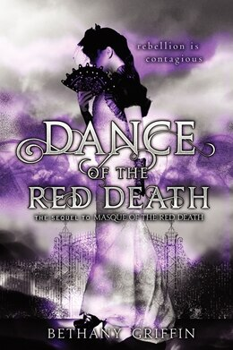 Book Dance Of The Red Death by Bethany Griffin