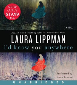 Book I'd Know You Anywhere Low Price Cd by Laura Lippman