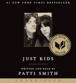 Book Just Kids Cd by Patti Smith