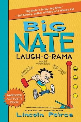 Book Big Nate Laugh-O-Rama by Lincoln Peirce