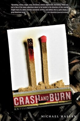 Book Crash And Burn by Michael Hassan