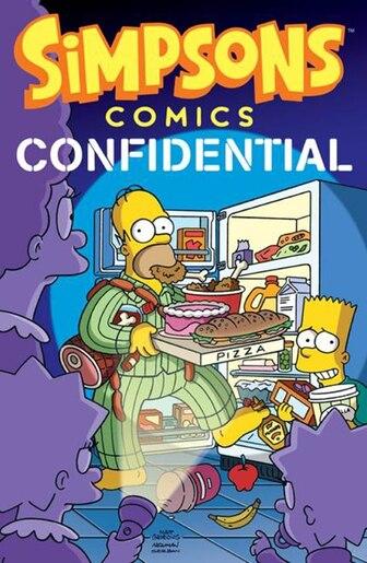 Simpsons Comics Confidential by Matt Groening