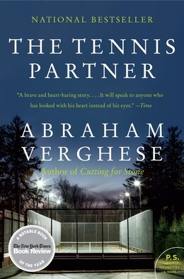 Book The Tennis Partner by Abraham Verghese