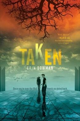 Book Taken by Erin Bowman