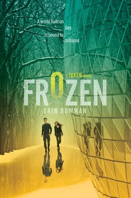 Book Frozen by Erin Bowman