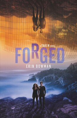 Book Forged by Erin Bowman