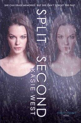 Book Split Second by Kasie West