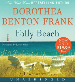 Book Folly Beach Low Price Cd: A Lowcountry Tale by Dorothea Benton Frank
