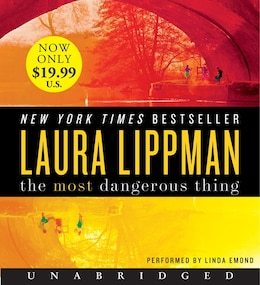Book The Most Dangerous Thing Low Price Cd by Laura Lippman