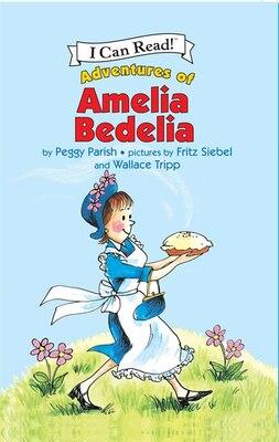 Book The Adventures of Amelia Bedelia by Peggy Parish