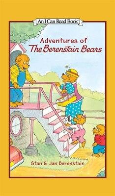 Book Adventures Of The Berenstain Bears by Jan Berenstain