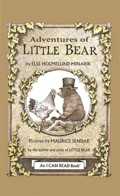 Book Adventures Of Little Bear by Else Holmelund Minarik