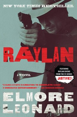 Book Raylan: A Novel by Elmore Leonard