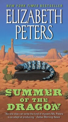 Book Summer of the Dragon by Elizabeth Peters