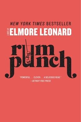 Book Rum Punch: A Novel by Elmore Leonard